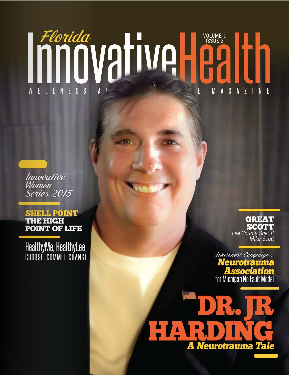 JR Harding FL Innovative Health cover