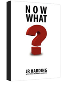 JR Harding Now What book